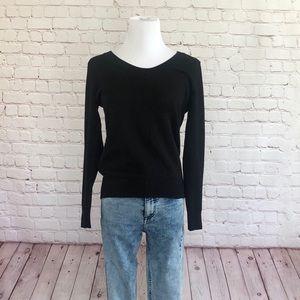 NWT Banana Republic Black Sweater